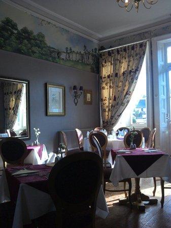 Charles Cotton Hotel: Hotel restaurant