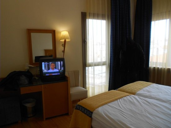 Plaka Hotel : Chambre