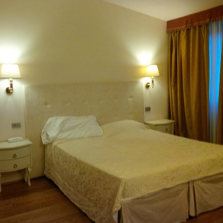 Hotel Atlantic Palace : Quarto
