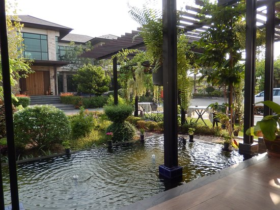 Chachoengsao, Thailand: Breakfast view