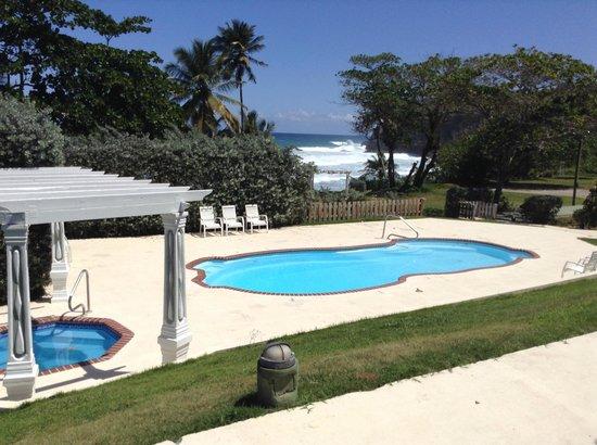 Hotel El Guajataca : El Guajataca Pool