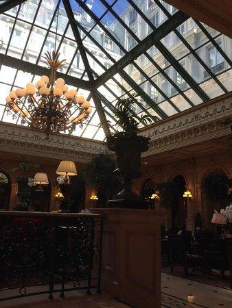 InterContinental Paris Le Grand: カフェテリア