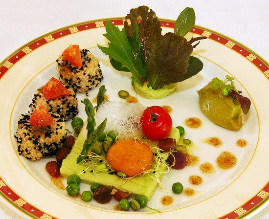 Auberge du Teillon : Salade du Teillon