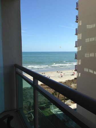 Atlantic Breeze Ocean Resort, Oceana Resorts: 2 BR/2 BA CONDO