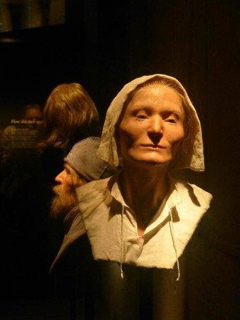 """Vasa-Museum: Skelette wurden """"zum Leben"""" erweckt"""