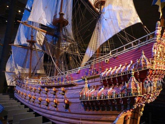 Musée Vasa : So prachtvoll für so kurze Zeit...