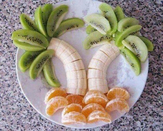 Ristorante La Cantina: Frutta in bella vista