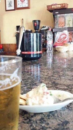 Bar Kiosko: Hoy ensaladilla