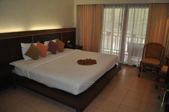 Lanta Casuarina Beach Resort: Lanta Casuarina - La chambre