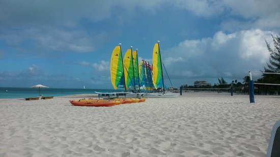 Club Med Turkoise, Turks & Caicos : Hobies