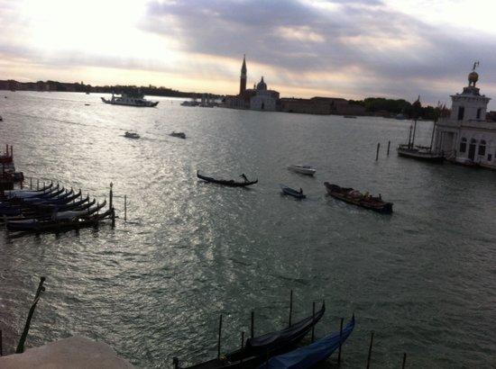 The Westin Europa & Regina, Venice: View from balcony!