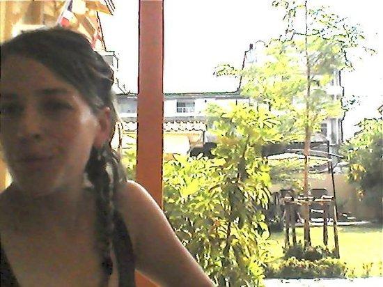 FAB Hostel Bangkok: My garden*