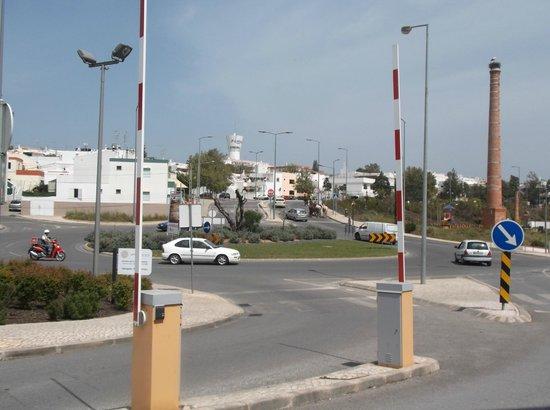 Turim Estrela do Vau Hotel: Portimao town centre