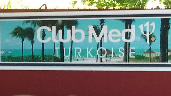 Club Med Turkoise, Turks & Caicos : Fun all day dance all night