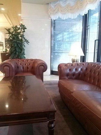 Hotel Bellclassic Tokyo: Nice lobby~