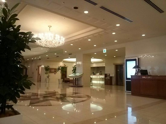Hotel Bellclassic Tokyo: Hotel lobby