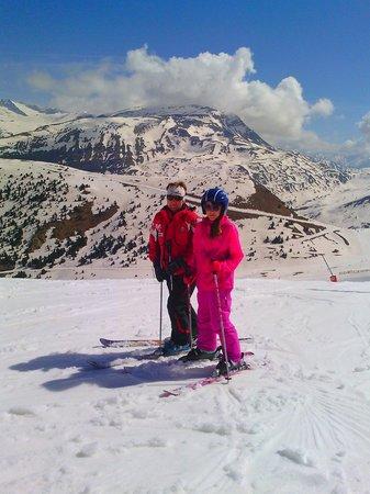 Escuela Espanola de Esqui Cerler