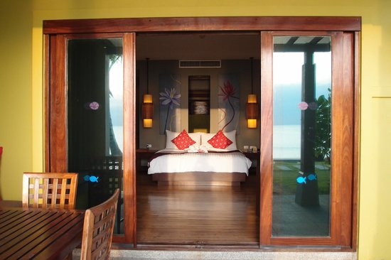 Chongfah Beach Resort: シービューバンガロー