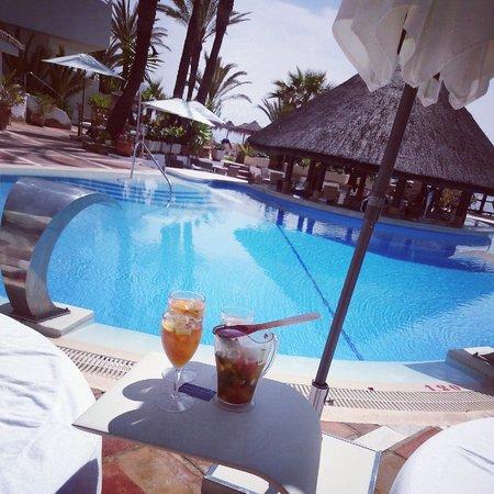El Oceano Beach Hotel : pims