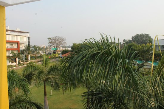 Ruchi the Prince: View from room