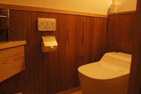 Sumiyoshiya : Bathroom