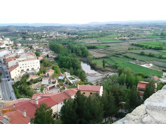 Parador de Alcañiz: The river and surrounding countryside