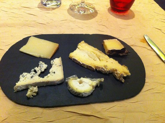 L'Or du Temps: Fromages