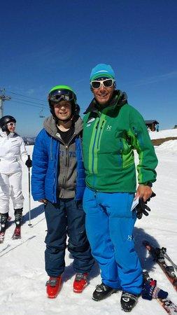 Ski with Ease - Ski School : Glenn the instructor