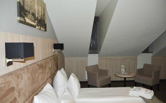 Wellton Centrum Hotel & SPA : Номер