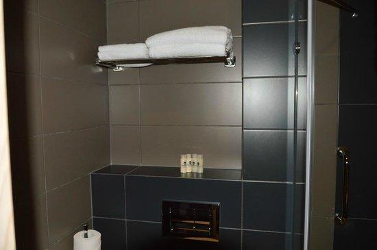 Wellton Centrum Hotel & SPA: Ванная