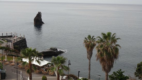 Melia Madeira Mare Resort & Spa: View from room 431