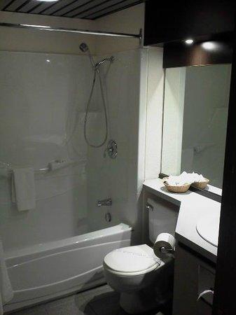 Le Légendaire : Salle de bain