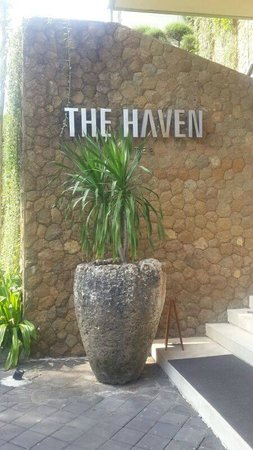 The Haven Bali : nice