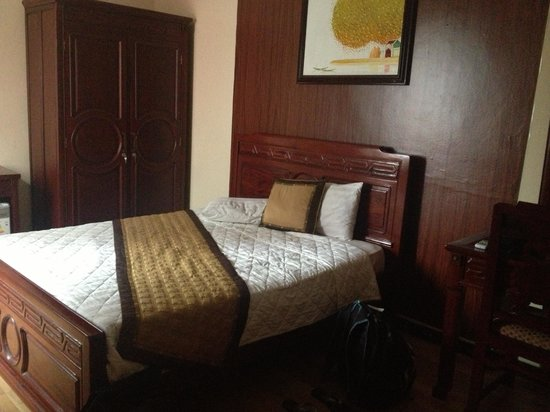 Hanoi Blue Sky Hotel: Nothing fancy, clean and tidy, all you need
