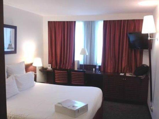 Hôtel Concorde Montparnasse : My room..