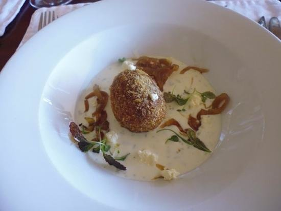 The Restaurant at Clos Malverne : starter