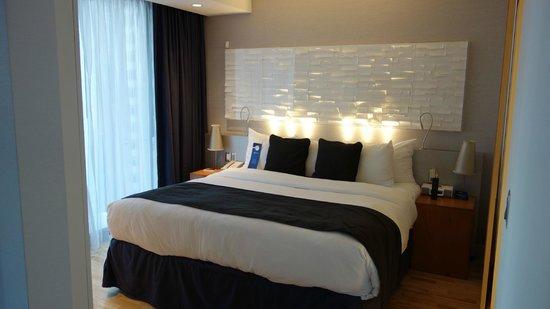 Radisson Blu Aqua Hotel : Conforto