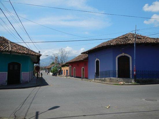Casa Cubana: outside of the hotel