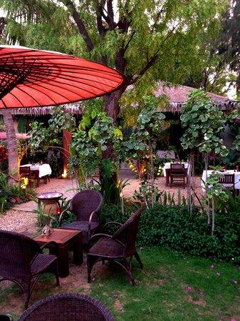 Blue Bird Hotel: Nice spot for a drink....