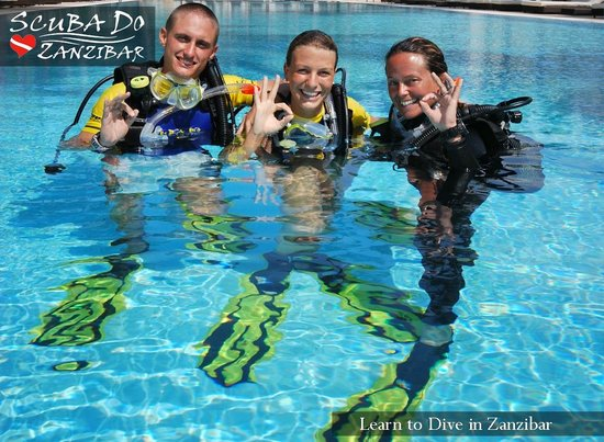 Diving in Zanzibar | Scuba Diving