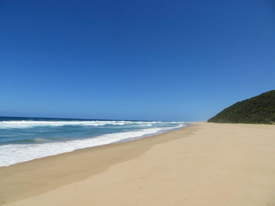 Amangwane - Kosi Bay : Beautiful beach