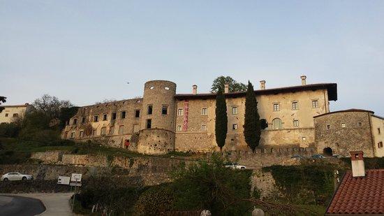Grad Štanjel: the castle