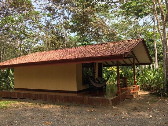 Las Islas Lodge: my cabin