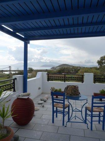 Hotel Villa Adriana : Sun terrace