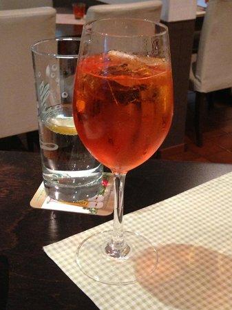 Restaurant Del Sole: Aperol Spritz