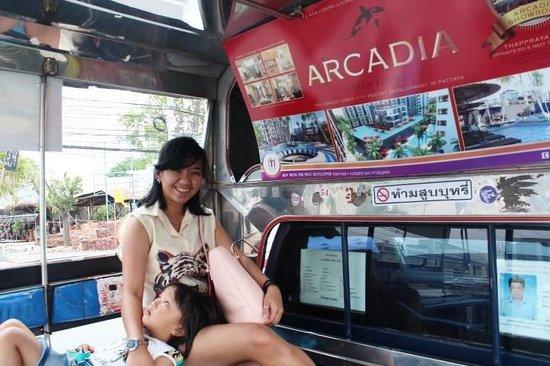 Mini Siam and Mini Europe: with tuktuk we goooo