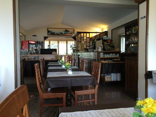 Soleado: Breakfast Area
