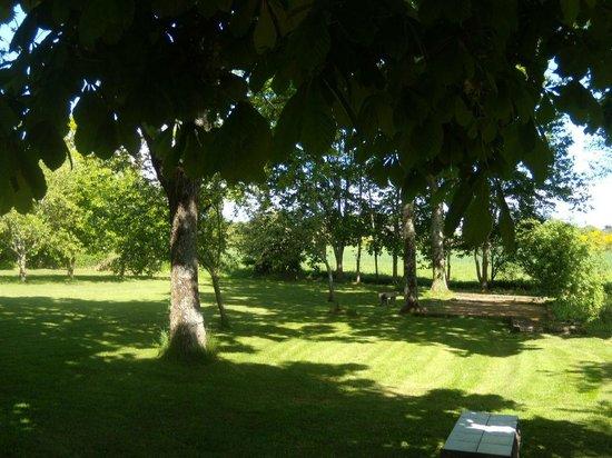 les fermes de kercadoret : le parc