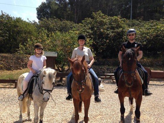 Rancho La Ofra: At the ranch