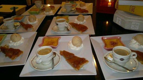 La Comédie : Café gourmand